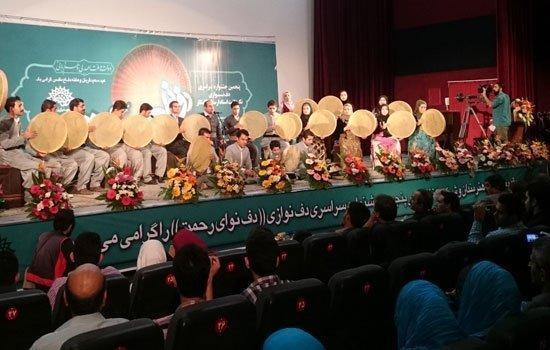 4 شهرستان کردستان میزبان دهه موسیقی محلی و سنتی شدند