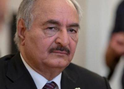 خلیفه حفتر دولت توافقی لیبی را به موش تشبیه کرد