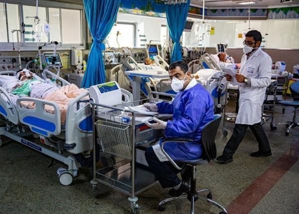 فوت 89 بیمار مبتلا به کرونا و شناسایی بیش از 7500 بیمار جدید